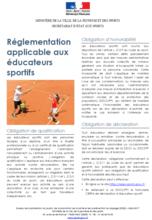 Fiche Verification De Lhonorablite Des Educateurs Sportifs